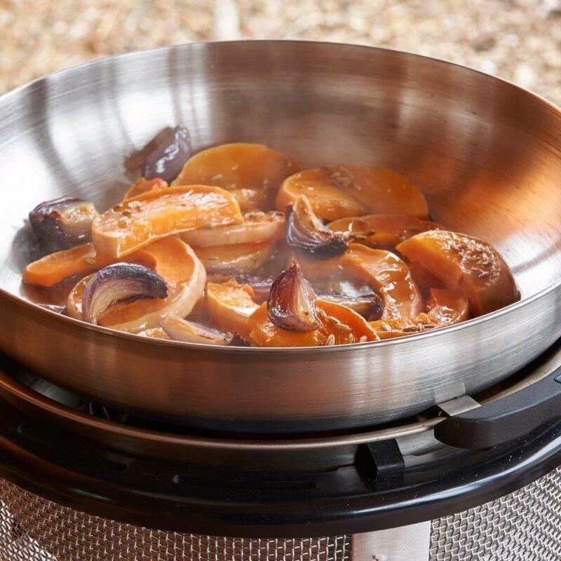 Mini BBQ COBB wok
