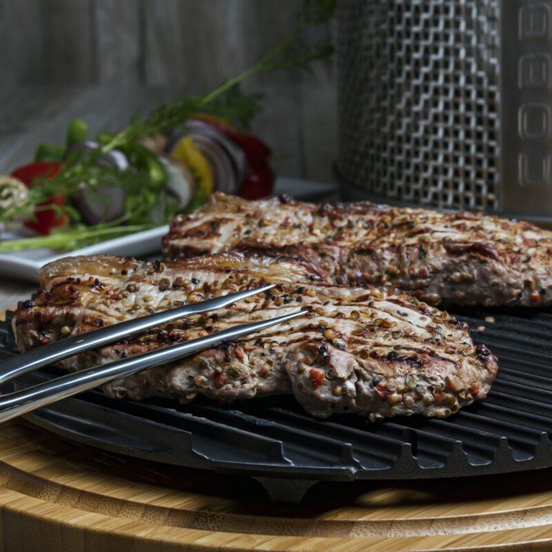 Grillen BBQ COBB Grillplaat+