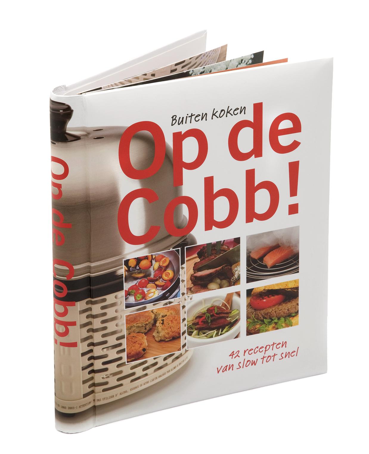 BBQ Kookboek COBB Buiten Koken