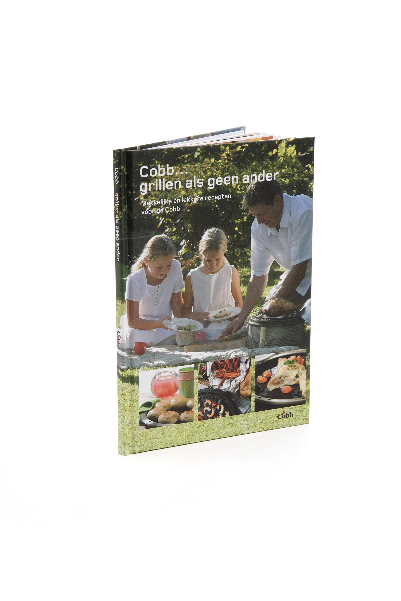 BBQ kookboek COBB Grillen
