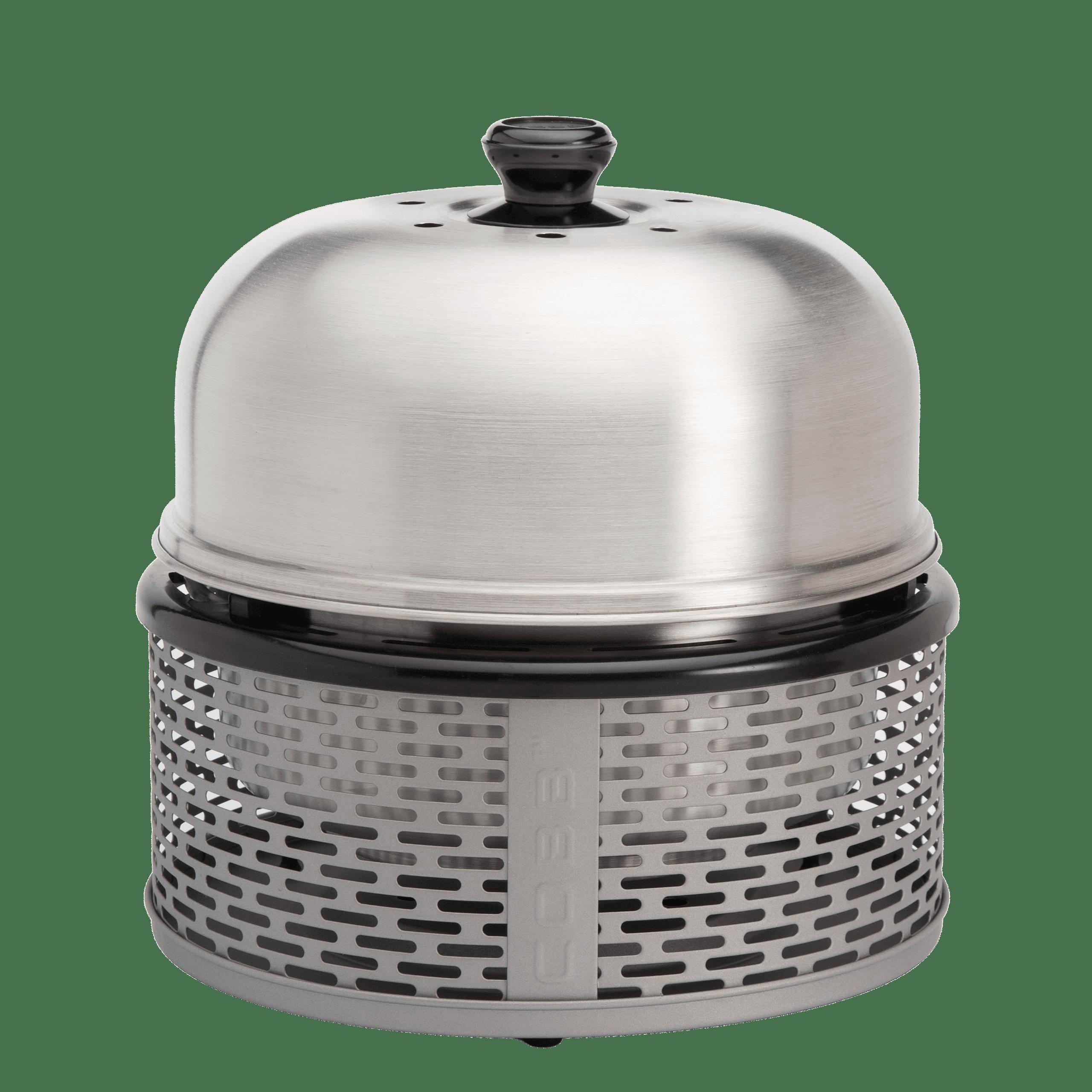 Balkon BBQ COBB Pro aluminiumgrijs