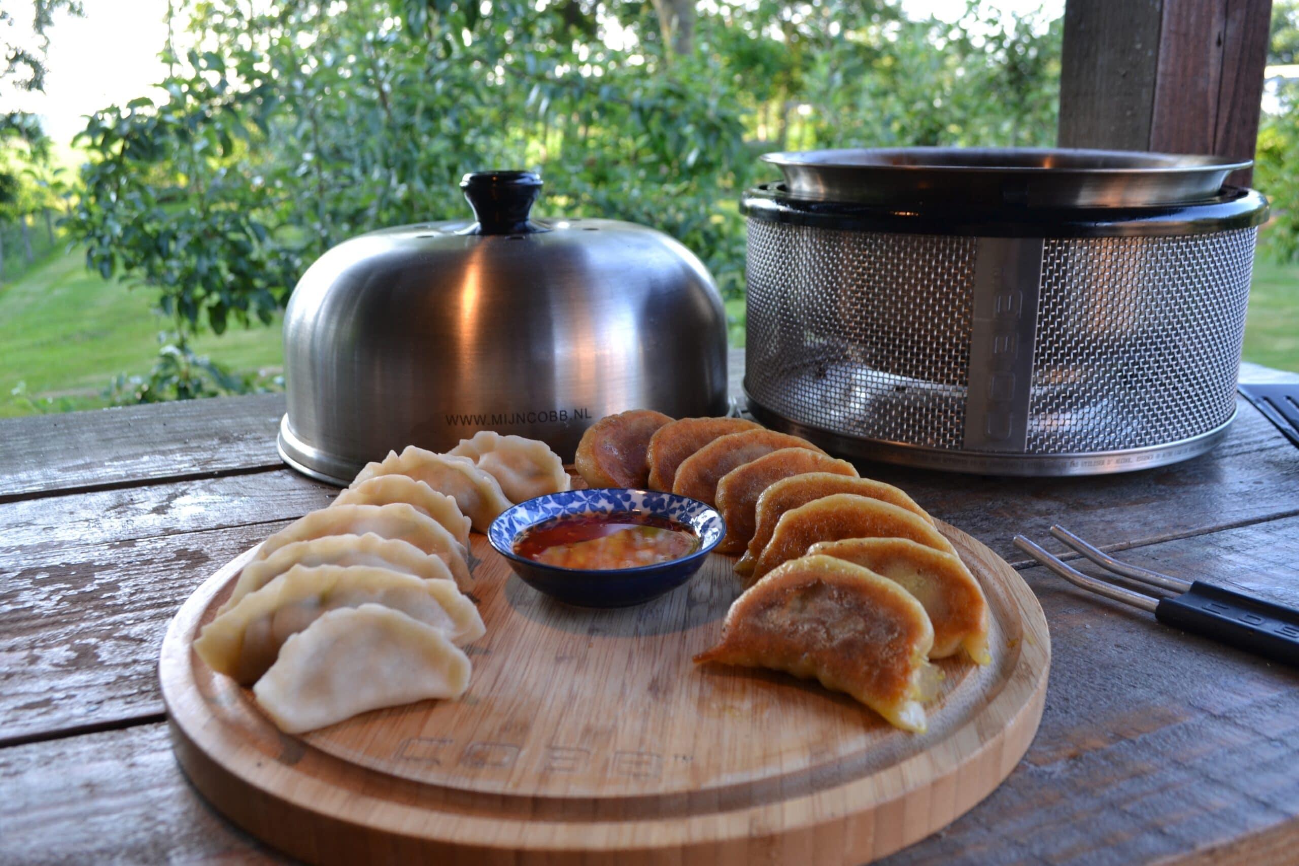 BBQ Inspiratie Dumplings COBB 16