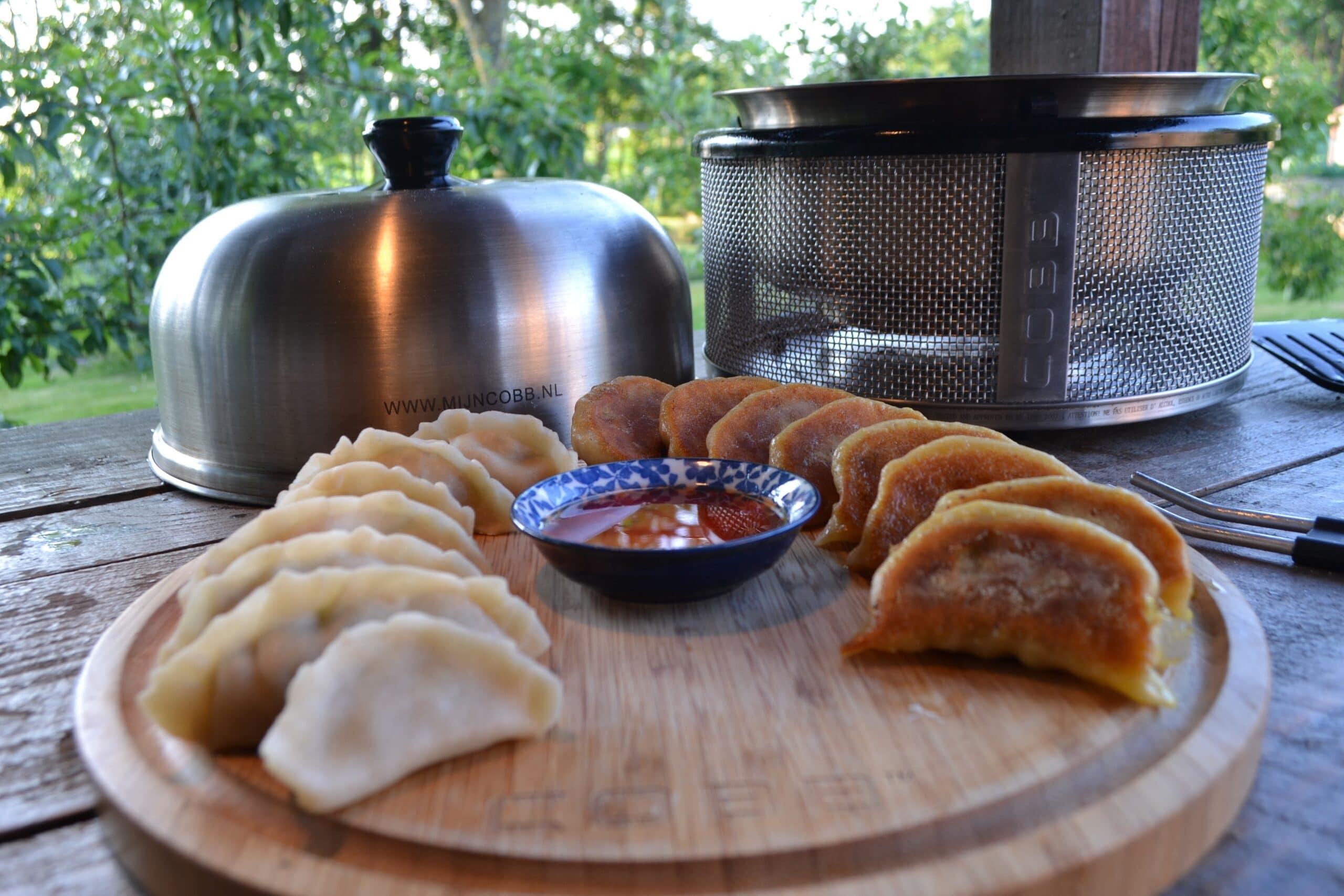 BBQ Inspiratie Dumplings COBB