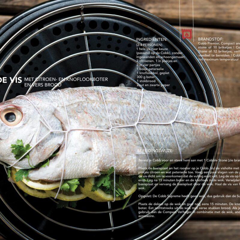 BBQ Kookboek COBB Koken Op Jouw COBB