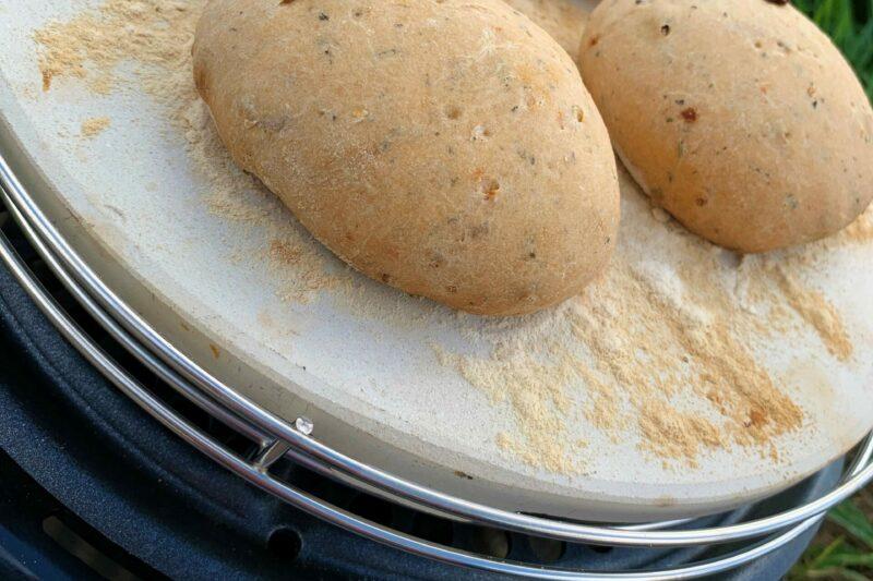 BBQ Recept Broodjes bakken COBB