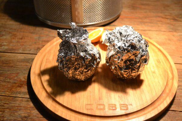 Dessert BBQ COBB 9