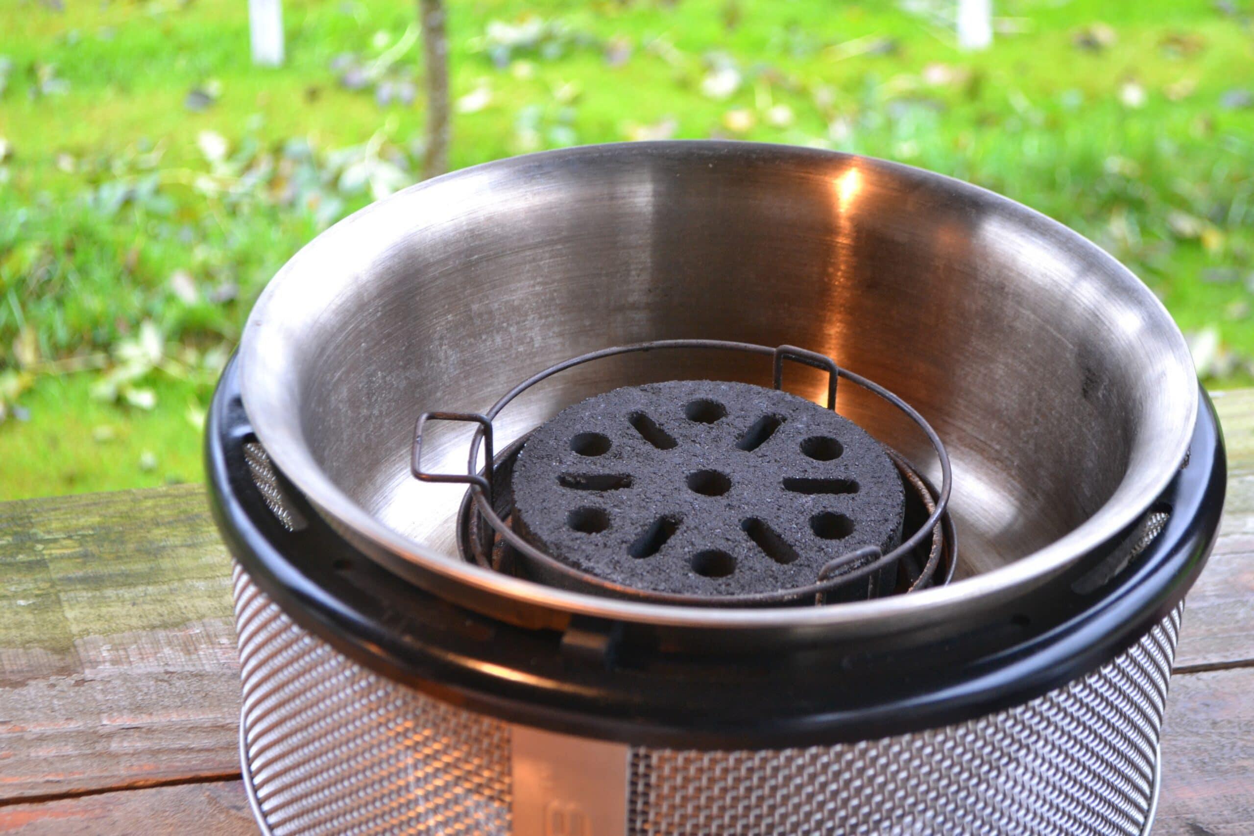 Fazant Bereiden BBQ COBB 2