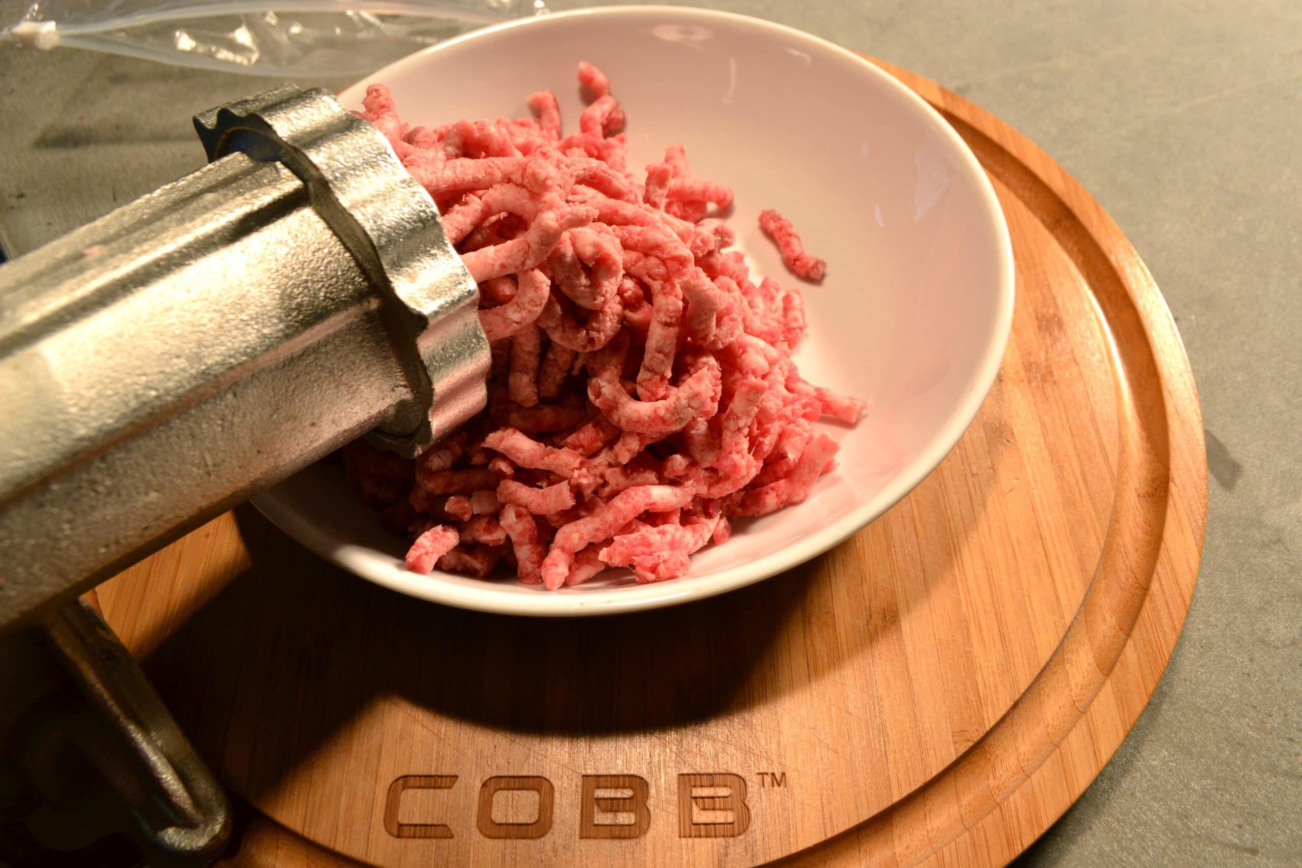 Hamburger BBQ COBB 9