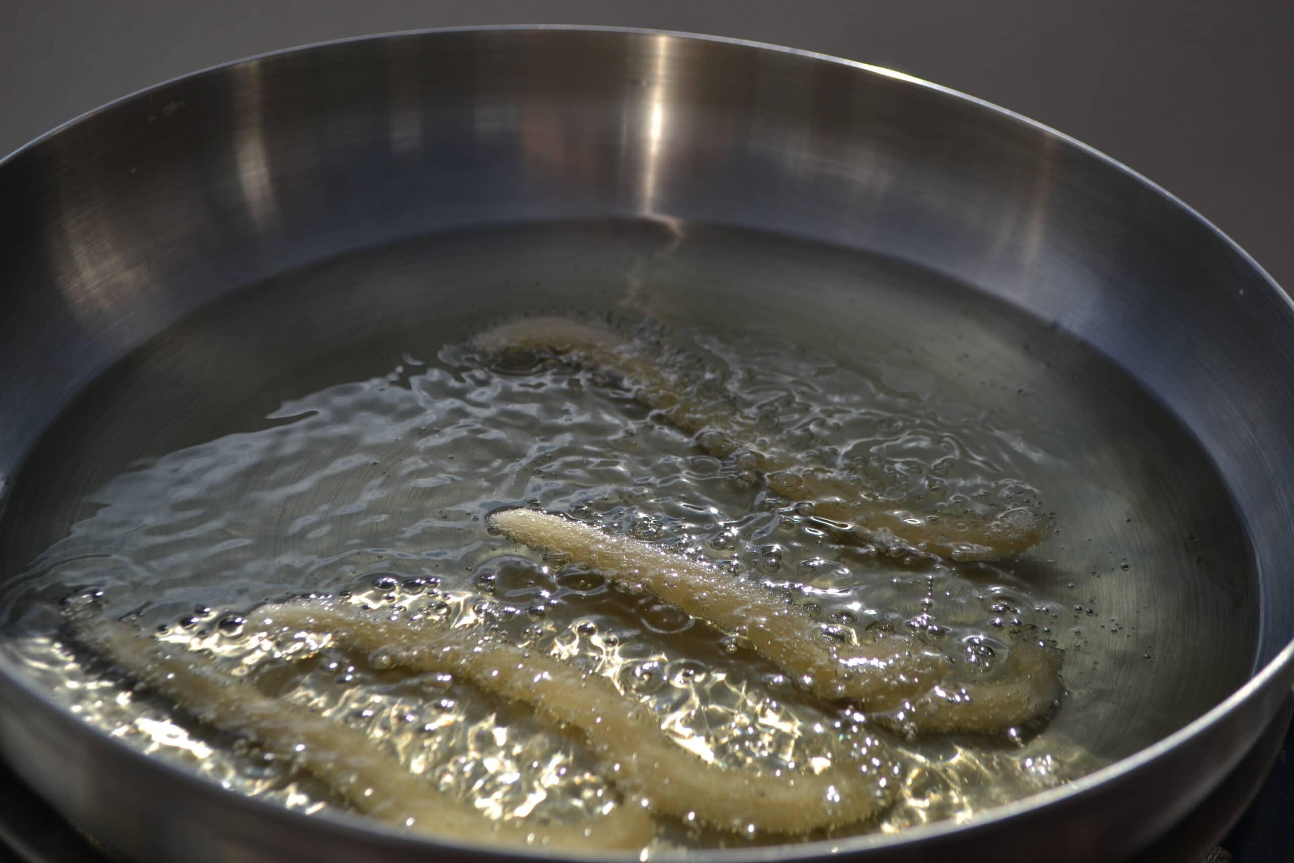 Spaanse Churros COBB Tafelbarbecue frituren