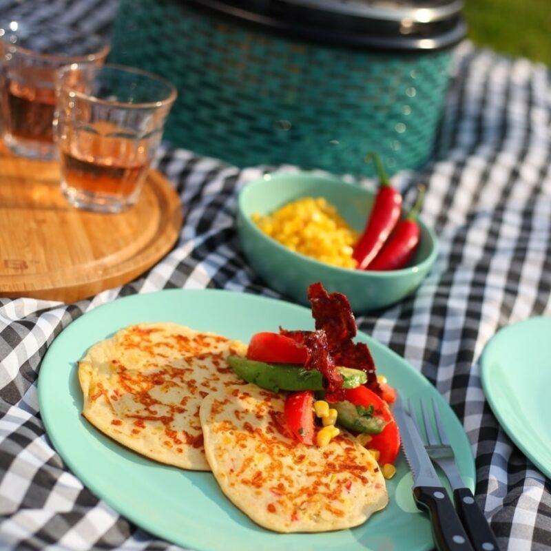 Tafelbarbecue Picknickkleed COBB