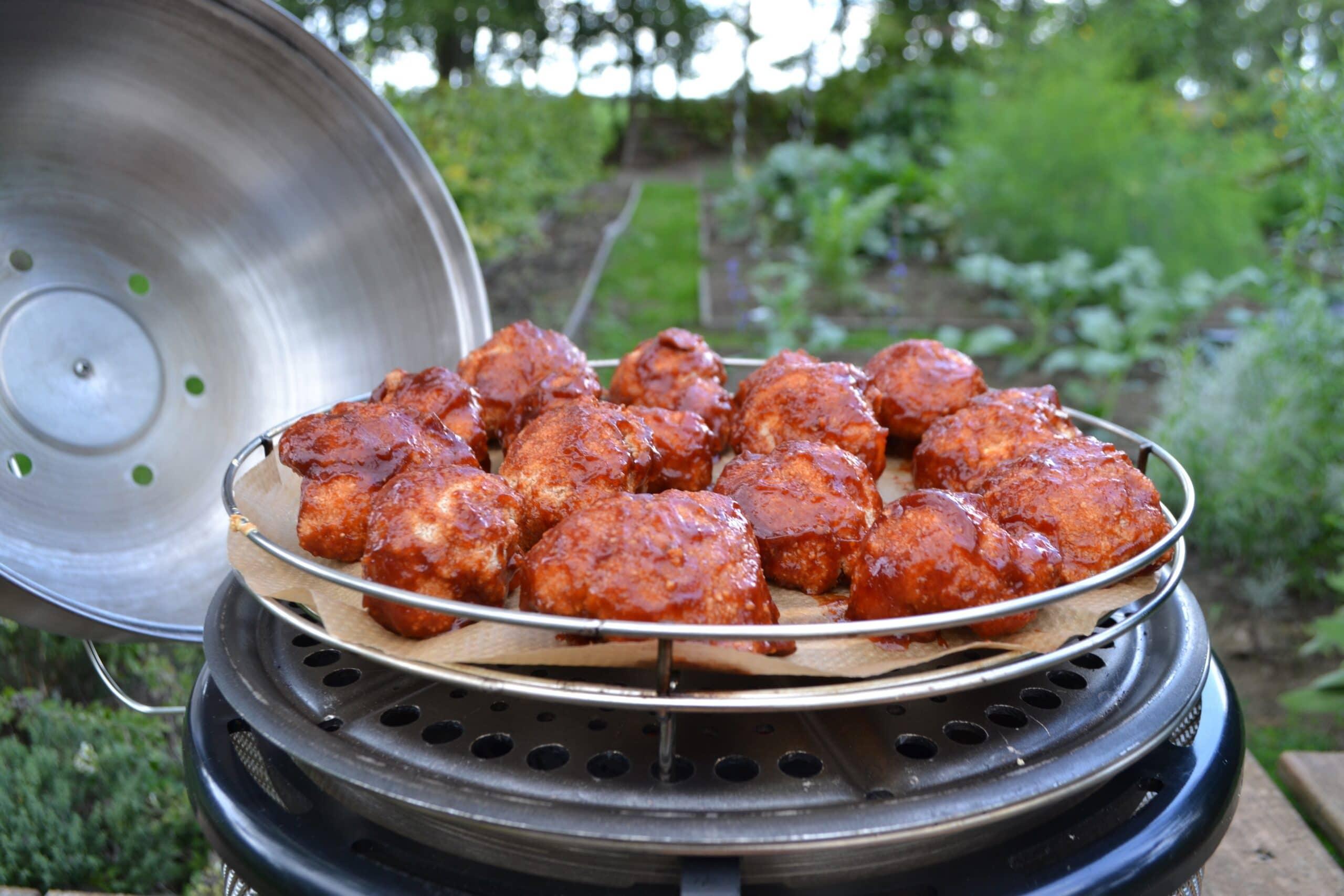 Vegetarische BBQ COBB 11