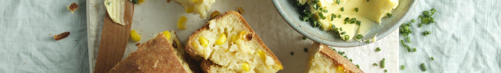 BBQ recept Maisbrood van de COBB